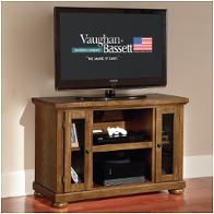 Vaughan Bassett Furniture Lifestyle Dark Oak