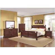 Vaughan Bassett Furniture New Haven Dark Cherry