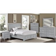 Vaughan Bassett Furniture Bonanza Grey