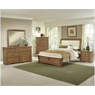 Vaughan Bassett Furniture Transitions Dark Oak