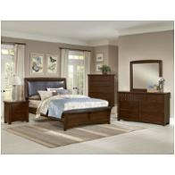 Vaughan Bassett Furniture Transitions Dark Cherry