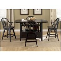 Liberty Furniture Hearthstone Black