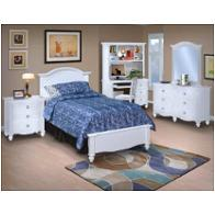 New Classic Furniture Victoria White