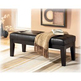 B371 09 ashley furniture carlyle upholstered bench - Ashley furniture bedroom benches ...