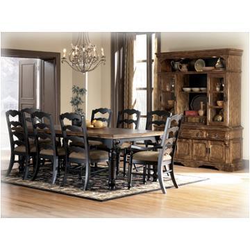 D534 03a Ashley Furniture Ladderback Arm Chair Rta 2 Ctn