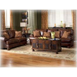 2660335 Ashley Furniture Rutherford - Brindle Living Room Furniture Loveseats