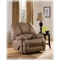 1390325 Ashley Furniture Duraplush - Mocha Living Room Furniture Recliners