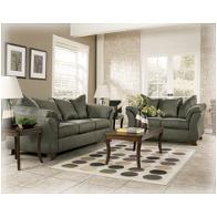 3610335 Ashley Furniture Durapella - Sage Living Room Furniture Loveseats