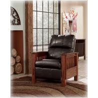 1990126 Ashley Furniture Santa Fe - Chocolate Living Room Furniture Recliners