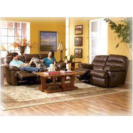 2610386 Ashley Furniture Reno Brown Reclining Loveseat