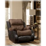 3150025 Ashley Furniture Presley - Espresso Living Room Furniture Recliners