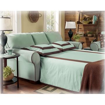 5250039 Ashley Furniture Montclair Seafoam Queen Sofa Sleeper