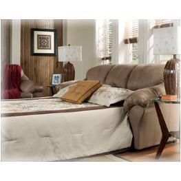 6430036 ashley furniture durapella cocoa full sleeper for Ashley durapella chaise