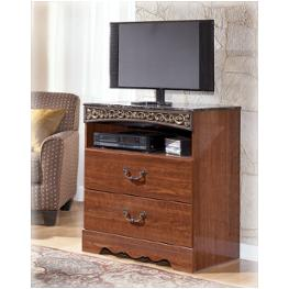 chests b105 38 ashley furniture fairbrooks estate small media chest