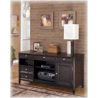 H371-46 Ashley Furniture Carlyle Home Office Furniture Credenza