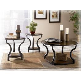 T606-13 Ashley Furniture Cormick Living Room Furniture Occasional Table Set