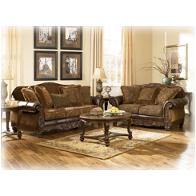Ashley Furniture Fresco Durablend Antique