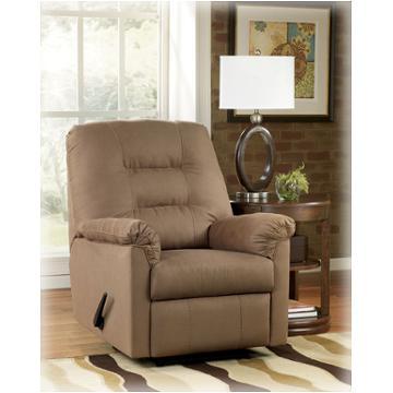 7560129 Ashley Furniture Harold Point Mocha Zero Wall Recliner