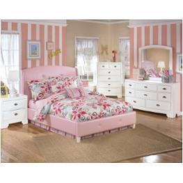 B475 155 Ashley Furniture Alyn Full Upholstered Bed Pink