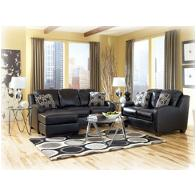 Ashley Furniture Devin Durablend Black
