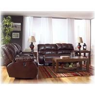 Ashley Furniture Knockout Durablend Redwood