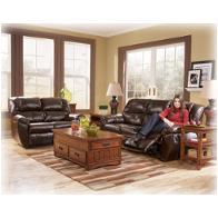 Ashley Furniture Rouge Durablend Mahogany