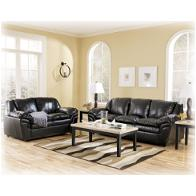Ashley Furniture Ashworth Durablend Chocolate