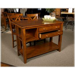 D412-60 Ashley Furniture Forner Accent Furniture Servers