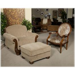 5730014 Ashley Furniture Martinsburg - Meadow Living Room Furniture Ottomans