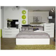 B852-36 Ashley Furniture Jansey Bedroom Furniture Mirrors