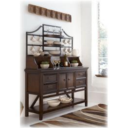 D694 61 Ashley Furniture Kenwood Loft Dining Room Server Hutch