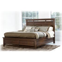 B694 57 St Ashley Furniture Queen Panel Bed With Storage Fb