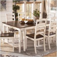 D583-45 Ashley Furniture Whitesburg Dining Room Furniture Dining Tables
