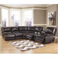 Ashley Furniture Capote Durablend Chocolate