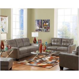 2700138 Ashley Furniture Sofa Paulie Durablend Gray Quarry