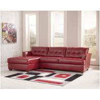 Ashley Furniture Dixon Durablend Scarlett