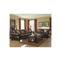 Ashley Furniture Ledelle Durablend Antique