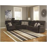 Ashley Furniture Comfort Commandor Chocolate