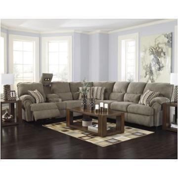 9930301 Ashley Furniture Comfort Commandor Mocha Sectional
