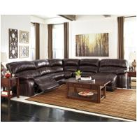 Ashley Furniture Damacio Dark Brown