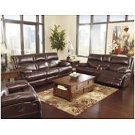 Ashley Furniture Lensar Burgundy