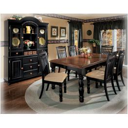 D212-01 Ashley Furniture Cedar Heights Dining Room Furniture Dinette Chairs