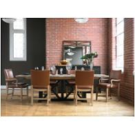 929655-tab-a Universal Furniture Forecast - Woodstone Dining Room Furniture Dining Tables