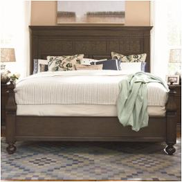 193260 Universal Furniture Paula Deen Down Home Molasses Bed
