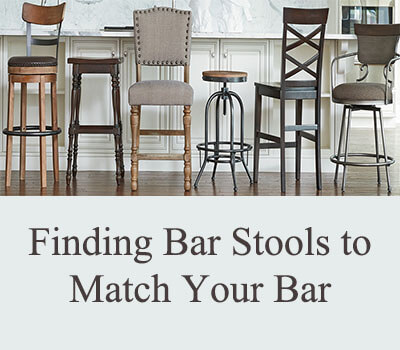 ashley furniture larchmont bar stools ask the expert finding to match your ideas home living whitesburg north shore