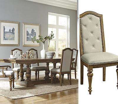 Moder Dining Room By Pulaski Furniture