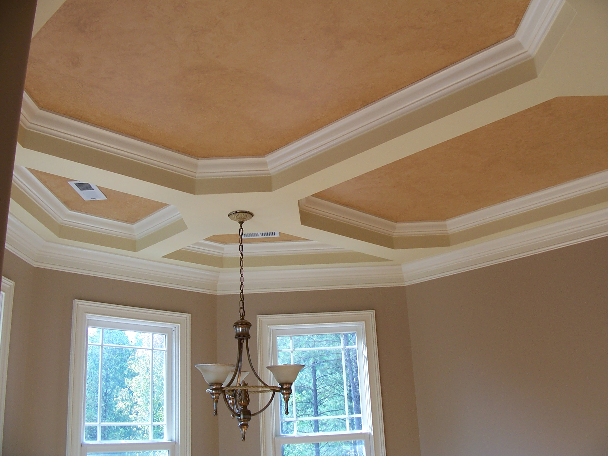 Blog Dramatic Tray Ceilings for a Bedroom