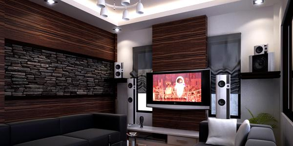 Genial Create A Beautiful Media Room