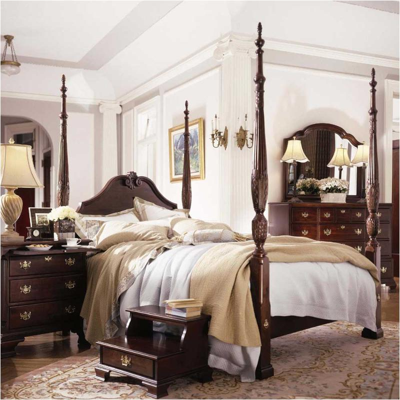 Marvelous 60 237h Kincaid Furniture Carriage House Bedroom Bed