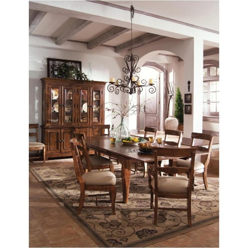 Kincaid Dining Room: 96-054v Kincaid Furniture Tuscano Dining Room Refectory Table